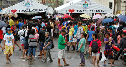 How to help with Typhoon Haiyan relief in the Philippines