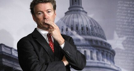 Rand Paul and Wikipedia: Plagiarism or lazy staff?
