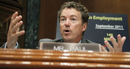 Political plagiarism: Will Rand Paul ever get out of 'detention?'