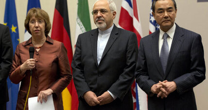 Iran nuclear deal: Just a piece of paper for now
