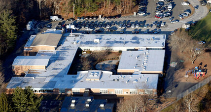GE gives $15 million for a community center in Newtown, Conn.