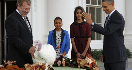 Thanksgiving Day Proclamation 2013 from President Obama