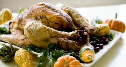 Thanksgiving recipes: online resources