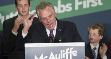 McAuliffe and Christie victories can't be read as a sign of things to come