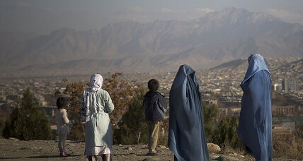 Stoning adulterers? New Afghan law could bring back Taliban-era punishments.