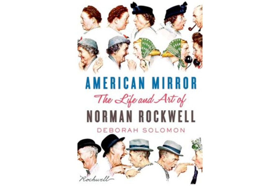 Thanksgiving a look back at norman rockwell 39 s iconic for Mirror 900 x 600
