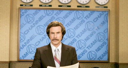'Anchorman 2' star Will Ferrell and director Adam McKay discuss their comedy sequel