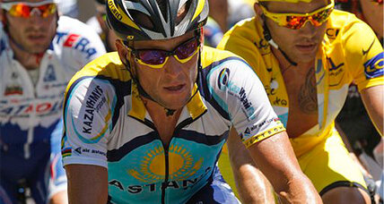 Lance Armstrong: Cycling officials covered up my doping