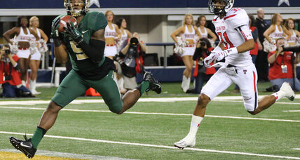 BCS standings: Baylor creeps closer to Ohio State
