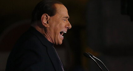 Expelled from Italian parliament, Berlusconi vows to stay in the fight