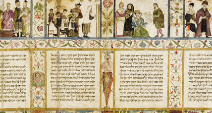 How did the Bible spread? Jerusalem exhibit traces a remarkable journey.