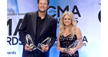 Miranda Lambert, Blake Shelton triumph at the CMA Awards