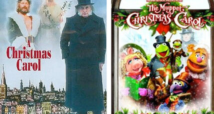 'A Christmas Carol': Which movie version is your favorite? (+video)