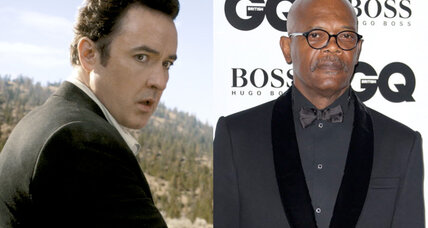 Film adaptation of Stephen King's 'Cell' will star John Cusack, Samuel L. Jackson