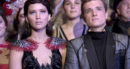 Ellie Goulding, Lorde contribute to the 'Hunger Games: Catching Fire' soundtrack