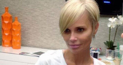 Kristin Chenoweth: A pixie cut and a new charity