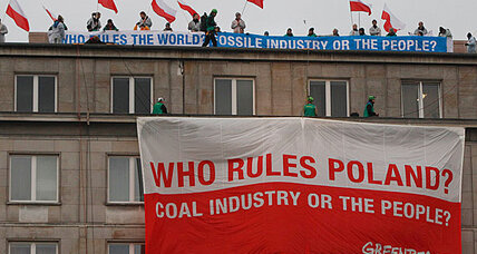 UN climate chief gives coal CEOs verbal smackdown