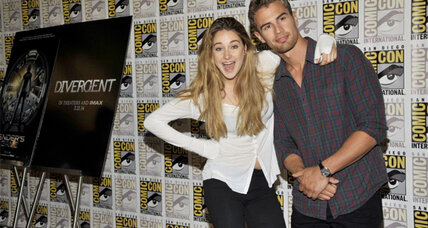 New 'Divergent' trailer shows more action, romance