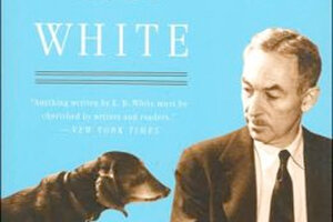essays of eb white themes In these opening paragraphs of the essay death of a pig, eb white mixes formal with informal diction while introducing an extended metaphor.