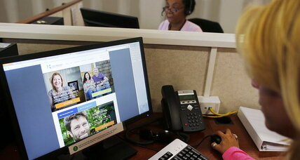 Obamacare sign-ups: How states with their own websites stack up (+video)