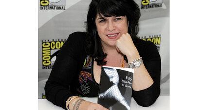 'Fifty Shades of Grey' author E.L. James 'terrified' of the movie