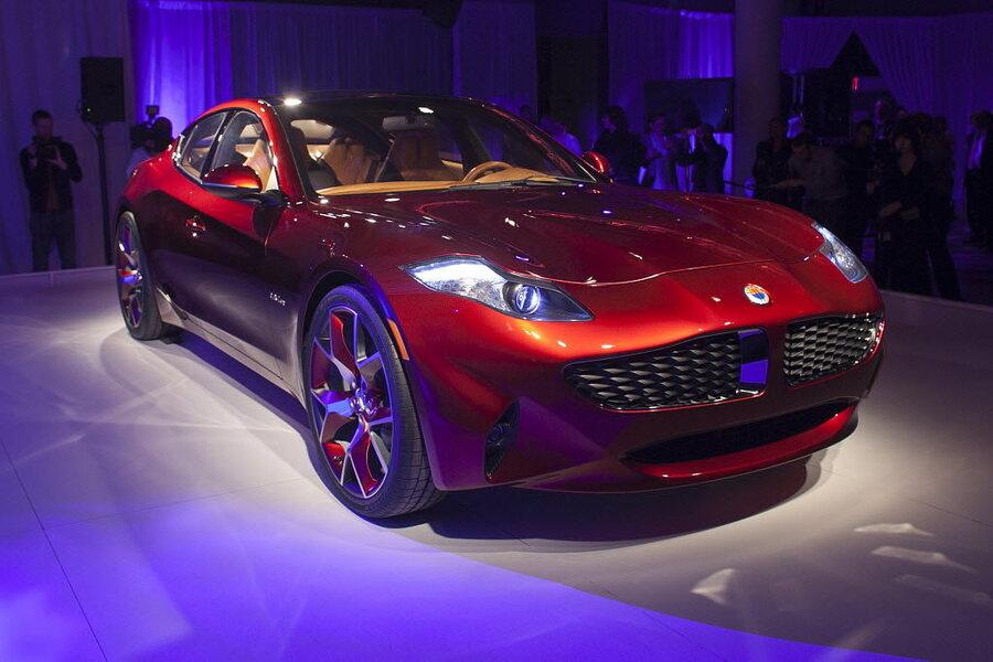Fisker Bankruptcy Feds To Lose 139 Million On Automotive