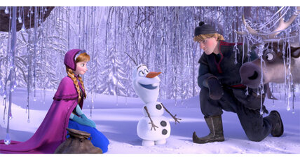 'Frozen': Is it one of Disney's best movies yet? (+video)