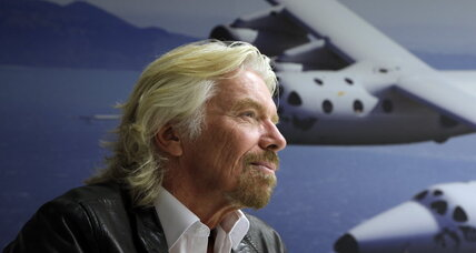 Virgin Galactic's inaugural flight will be broadcast on NBC