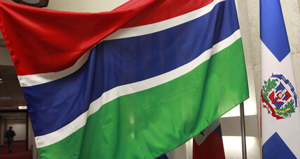 Taiwan kicks out Gambian ambassador after recognition withdrawn