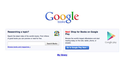 Google Books case: digitizing 'snippets' of text is ruled 'fair use'