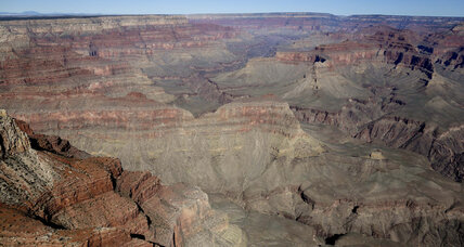 Grand Canyon mine work put on hold