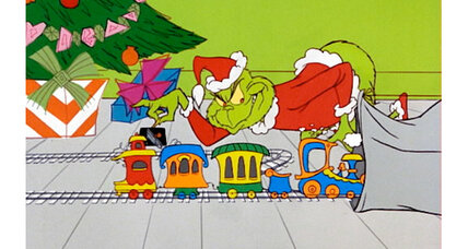 Random House's Grinch campaign encourages children to do selfless deeds over the holidays
