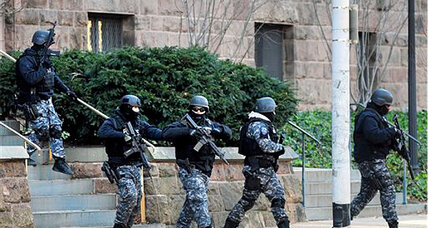 Yale gunman a hoax? 'Yale is safe,' say police.