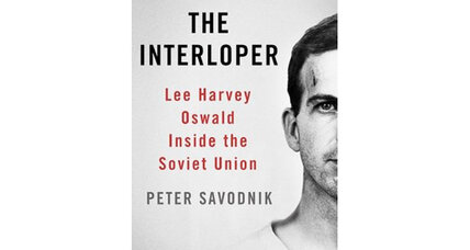 Lee Harvey Oswald biographer Peter Savodnik discusses the troubled assassin