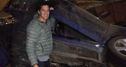 Josh Romney: First responder in Utah car crash