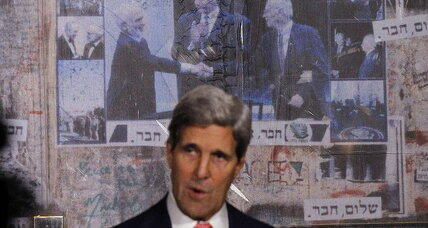 One trip, two crises: Can Kerry keep the lid on Mideast peace talks and Iran?