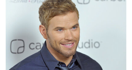 Kellan Lutz stars as Tarzan in 3-D animated film: Will it come to the US?