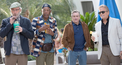 De Niro, Kline, Freeman, and Douglas star in 'Last Vegas'