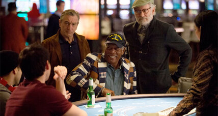 'Last Vegas' powerhouse cast discusses their new comedy