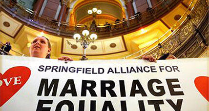 Gay marriage passes: Illinois lawmakers vote for marriage equality