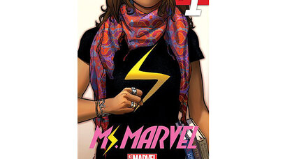 Ms. Marvel? Step aside, Peter Parker: Ms. Marvel returns as Muslim teen