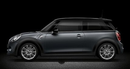 2014 Mini Cooper: bulkier, safer, and a new platform