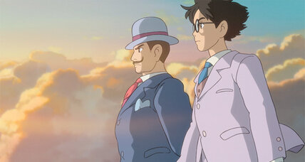 'The Wind Rises' is beautiful but conceptually muddled
