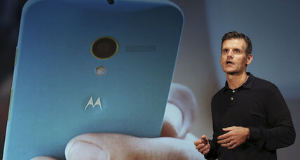 Moto G makes a surprise debut in the US