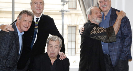 Monty Python reunion will come to London in July