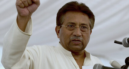 Musharraf treason case could provoke new political tensions
