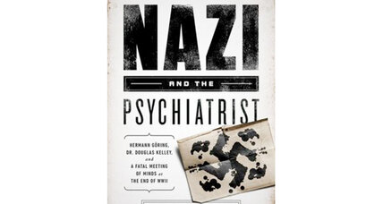 'The Nazi and the Psychiatrist' author Jack El-Hai discusses a fascinating and appalling 'meeting of minds'