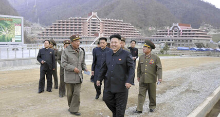 North Korea claims it has captured South Korean spy