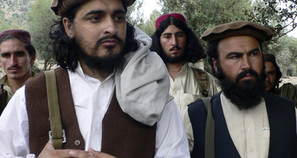 US drone strike kills Pakistani Taliban leader, officials say