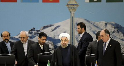 Nuclear deal signed, Iranians await economic rewards